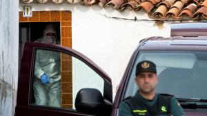 La Guardia Civil ha localizado restos de sangre en la casa de Bernardo Montoya