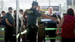 La Guàrdia Civil va intervenir 719 quilograms de droga a l'Aeroport de Barcelona el 2018