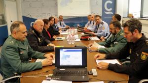 La Junta Local de Seguretat de Cambrils va reunir-se el passat dilluns, 18 de març