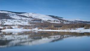 La nieve se derrite alarmantemente este final de invierno en los macizos de alta montaña peninsulares