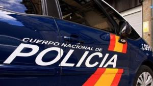 Imagen de la policia nacional