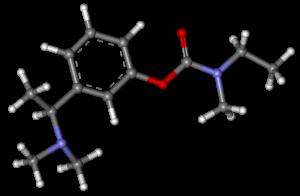La rivastigmina es un fármaco que se comercializa bajo los nombres de Prometax y Exelon.