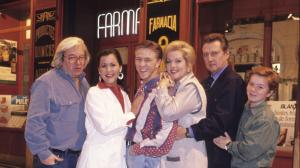 L'actriu va fromar part de l'equip de la sèrie 'Farmacia de Guardia'