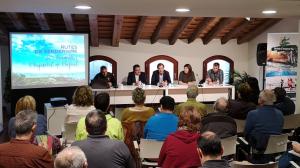 L'Ajuntament de Vandellòs i l'Hospitalet de l'Infant presenta un plànol de senderisme