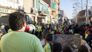 L'AMPA Sala i Badrinas comença les mobilitzacions