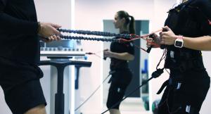 L'electroestimulació us permetrà fer 20 minuts d'exercici a la setmana i que ja siguin suficients.