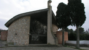 L'ermita dels Sants Metges a Sarral.