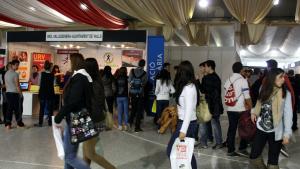 L'Espai de l'Estudiant ocupa durant dos dies la sala Kursaal de Valls.