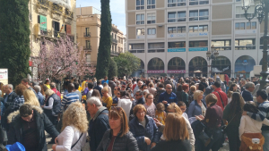 L'ExpoProfit ha omplert d'ambient i bons àpats la plaça Prim de Reus