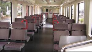 L'home, segons denúncia Laura Dueñas, es va masturbar davant d'ella al tren