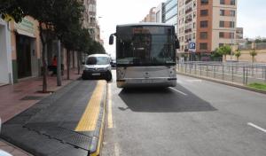 Línia d'autobús a Castelló