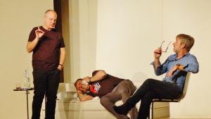L'obra 'Art' tanca el 45è Premi Ciutat de Terrassa de Teatre