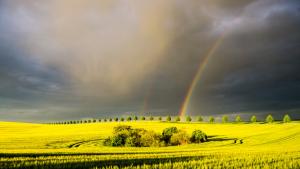 Los chubascos y tormentas podrían seguir este junio
