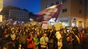 Manifestació 8-M