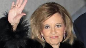 María Teresa Campos diu adéu a Mediaset