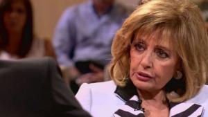 María Teresa Campos está decepcionada con la cadena