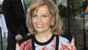 María Teresa Campos está feliz con la subasta