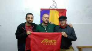 Militants del PSUC ViU a Terrassa