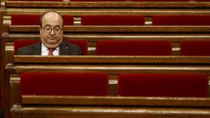 Miquel Iceta descarta que el PSOE pacti amb els partits independentistes