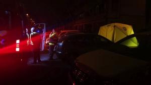 Otros tres hombres han resultado heridos leves durante la reyerta en Puente de Vallecas