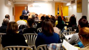 Pau Ricomà (ERC): presenta una llista «preparada per impulsar el canvi que Tarragona necessita»