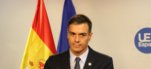 Pedro Sánchez ha parlat sobre la polèmica dels llaços grocs i ha assegurat que «Ctalaunya té un problema de convivència»