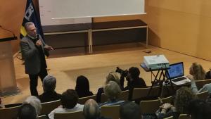 Pere Granados presenta 'Units per Salou', una candidatura «allunyada de radicalismes»