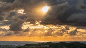 Por la tarde van a crecer muchas nubes de evolución en la mitad sur este jueves