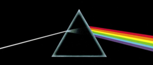 Portada Dark Side of the Moon.