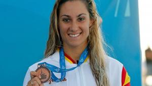 Sarai Gascón suma sis medalles en Jocs Paralímpics dividides en cinc plates i un bronze.