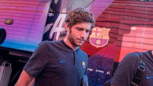 Sergi Roberto té una clàusula de 40 milions d'euros, preu assequible per als grans clubs europeus