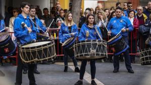 Tercer Concurs de Tambors i Bombos a Tarragona