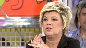 Terelu Campos ha defendido a su amiga Rocío Carrasco
