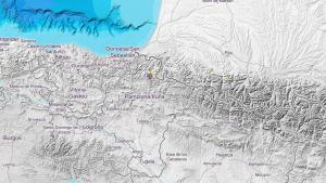 Terremoto 3.7 Bertizarana, Navarra