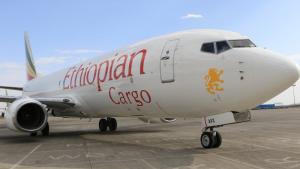 Un avió d'Ethiopian Airlines