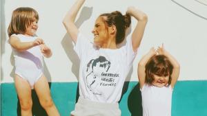 Verdeliss ha arrasado con la camiseta feminista que ha diseñado