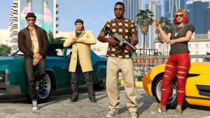Videojuego Gran Theft Auto GTA