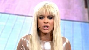 Ylenia Padilla se enfrentó a Nagore Robles en el plató
