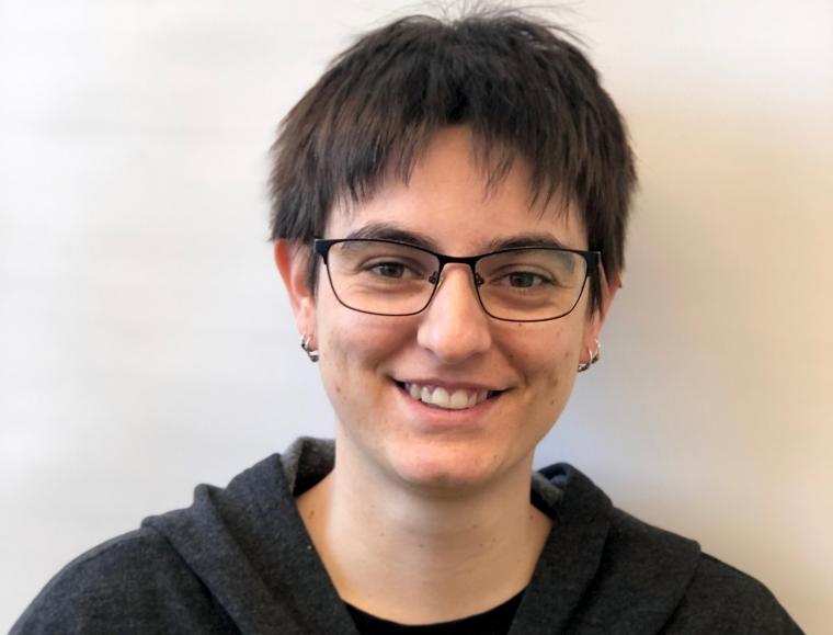 Aina Alegre, graduada en Educació Social