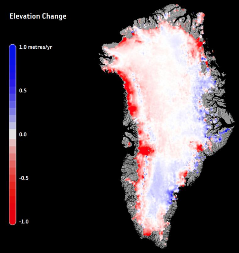 Canvis Grenlàndia