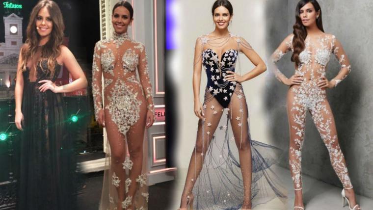 El éxito De Cristina Pedroche Desnuda De Posados De Moda A Las