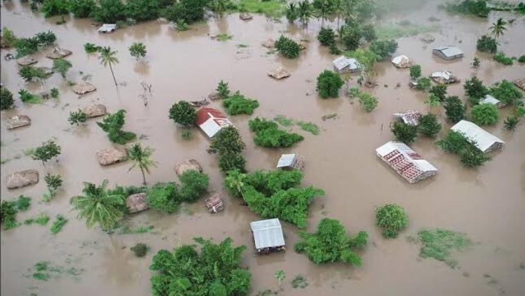 Imagen de la destrucción que ha dejado el ciclón en Zimbabue
