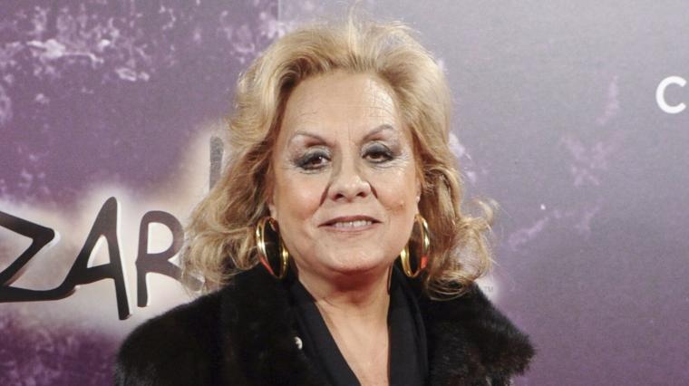 L'actriu va aparèixer en sèries famoses com 'Farmacia de guardia' o '¡Ay, señor, señor!'