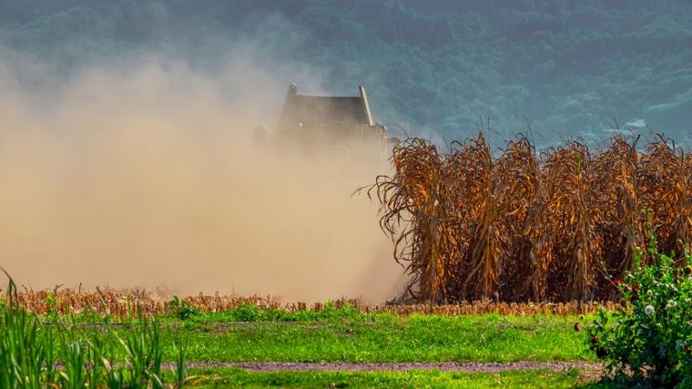 L'agricultura i la indústria consumeixen el 75% de l'aigua disponible a Estats Units en un any