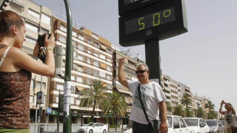 Los veranos más largos, con más temperaturas extremas, y la desertificación por el Cambio Climático son una realidad