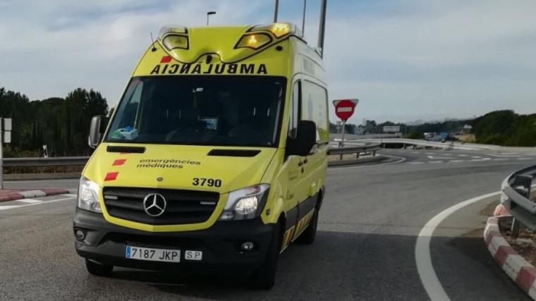 Un treballador ha mort en un accident laboral al Maresme