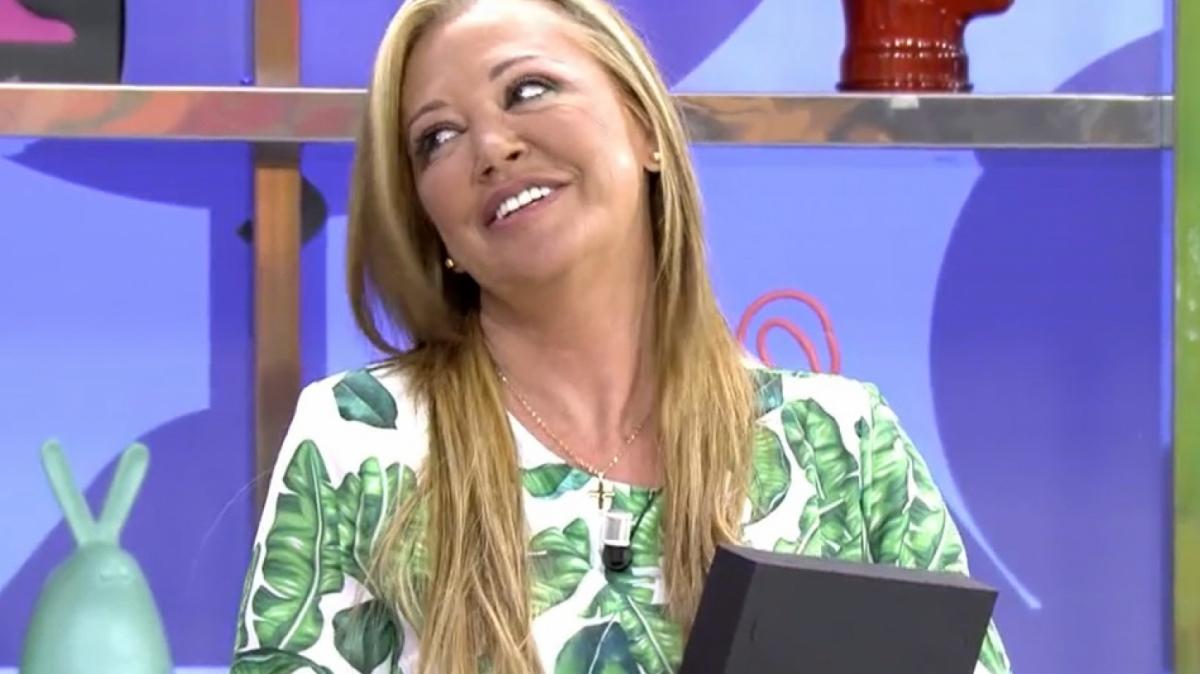 María Patiño Desvela Detalles Sobre Su Vestido Para La Boda De Belén