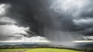 A lo largo del día lloverá, con diferente intensidad, en toda la mitad norte y oeste