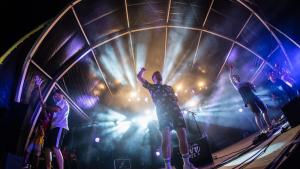 Acampada Jove 2018 | Les imatges de la tercera nit de concerts