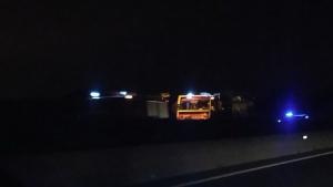 Accident múltiple a la T-11 a Reus
